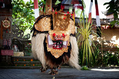 Barond Dance Bali Indonesia Stock Images