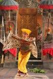 Barong舞蹈 库存图片