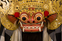 barong μάσκα Στοκ φωτογραφίες με δικαίωμα ελεύθερης χρήσης