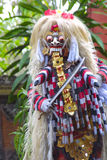 Barong. Dance of Bali Royalty Free Stock Photography
