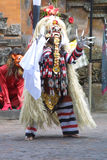Barong. Dance of Bali Royalty Free Stock Images