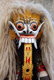 Barong Bali Mask Royalty Free Stock Images