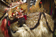The Barong Dance Royalty Free Stock Photos