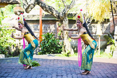 Barong Dance, Bali, Indonesia. Image of a scene from the very impressive Barong Dance performance, showcasing the rich cultural traditions of Indonesia that was Royalty Free Stock Photo