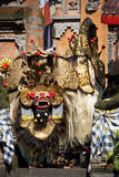 Barong Dance, Bali, Indonesia Royalty Free Stock Images