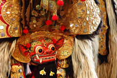 Barong dance Bali, Indonesia Stock Photo