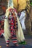Barong dance, Batibulan, Bali, Indonesia Royalty Free Stock Photos