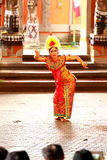 Barong Dance performance Royalty Free Stock Photography