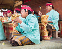 Barong Dance shaow Royalty Free Stock Photo