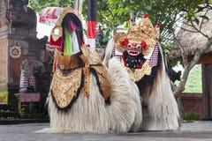 Barong Dance show Royalty Free Stock Image