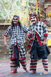 Barong and Kris Dance perform, Bali, Indonesia Stock Photo