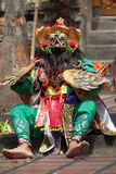 Barong and Kris Dance perform, Bali, Indonesia Royalty Free Stock Photo