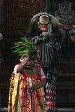 Barong and kris dance Royalty Free Stock Photo