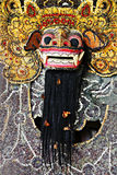 Barong mask Royalty Free Stock Image