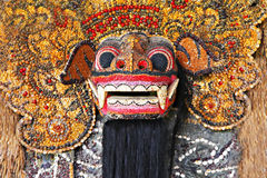 Barong mask Royalty Free Stock Photography