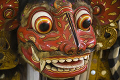 Barong mask Royalty Free Stock Photo
