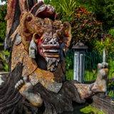 Barong statue Royalty Free Stock Photo