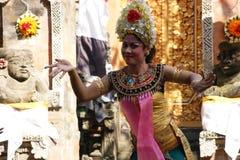 Barong tana przedstawienie, Bali fotografia stock