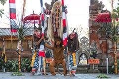 Barong taniec Obraz Royalty Free