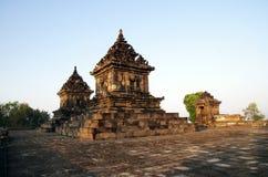 Barong-Tempel stockbild