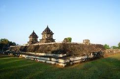 Barong-Tempel stockbilder