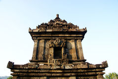 Barong Temple. Is a hindu temple located in Bokoharjo Village, Yogyakarta, Indonesia Royalty Free Stock Images
