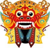 Barong Bali Stock Photo
