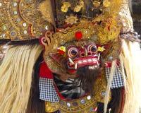 Barongdans in Bali Royalty-vrije Stock Afbeeldingen