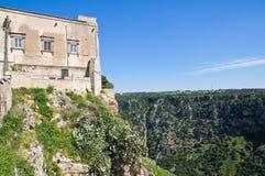 Baronial palace. Castellaneta. Puglia. Italy. Royalty Free Stock Image