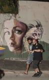 Baronissi, Ιταλία, στις 28 Ιουλίου του 2016 Μαρμελάδα Overline, οι ενάρξεις Στοκ Εικόνα