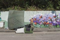 Baronissi, Ιταλία, στις 28 Ιουλίου του 2016 Μαρμελάδα Overline, οι ενάρξεις Στοκ φωτογραφία με δικαίωμα ελεύθερης χρήσης