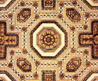 Baroque architectonic detail Stock Image