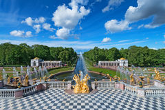 Baroque architecture Stock Photography