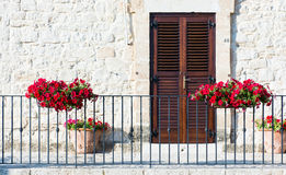 Baroque architecture in the province of Ragusa, Sicily, Italy. I Royalty Free Stock Photography