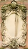 Baroque Bas-relief Board Royalty Free Stock Image