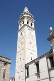 Baroque bell tower stock image