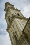 Baroque belltower, lecce, italy Stock Image