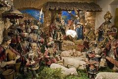Baroque Bethlehem In Prague Royalty Free Stock Image