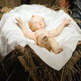 Baroque Bethlehem In Prague Stock Image