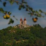 Baroque Calvary in Banska Stiavnica Royalty Free Stock Photos