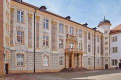 Baroque castle in Ettlingen Stock Images