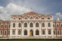 Baroque castle, Jelgava, Latvia Royalty Free Stock Photo