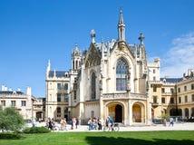 Baroque castle Lednice UNESCO, South Moravia, Czech republic Royalty Free Stock Image