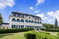 Baroque castle, Namest na Hane, Czech republic Royalty Free Stock Photo