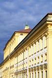 Baroque Castle Royalty Free Stock Photos