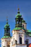 Baroque Cathedral Royalty Free Stock Images
