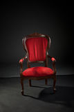 Baroque chair Stock Photos