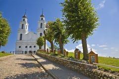 Baroque church. Stock Image
