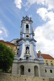 Baroque Church Stock Photo