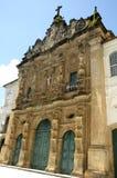 Baroque church royalty free stock image